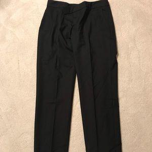 Banana Republic lt weight wool pin stripe pants.